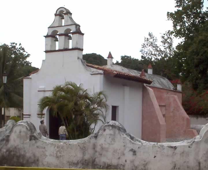 Iglesia De La Antigua Veracruz