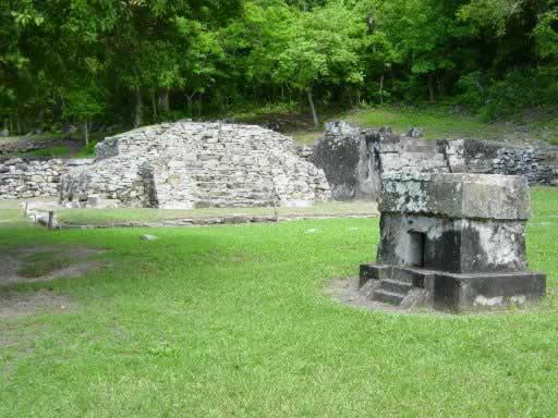 Zona Arqueologica De Quiahuiztlan Veracruz