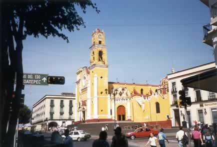 Centro De La Ciudad de Xalapa