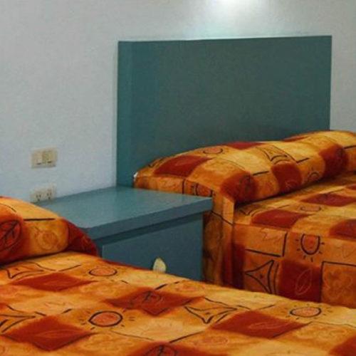 Hospedaje y alojamiento en Costa Esmeralda, Veracruz