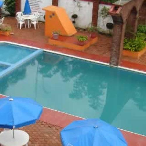 Hospedaje y alojamiento en hotel Tecolutla del Mar